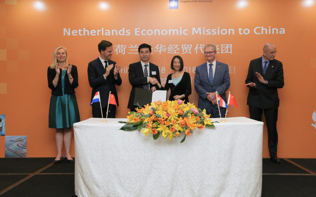 Netherlands economic mission to China